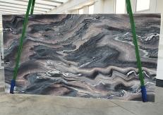 Fourniture dalles brillantes 2 cm en marbre naturel ROSSO LUANA 1208. Détail image photos