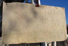 Fourniture dalles brillantes 2 cm en marbre naturel SAHARA GOLD E-41104. Détail image photos