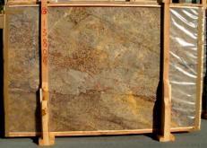 Fourniture dalles brillantes 2 cm en marbre naturel SARRANCOLIN 13804_L3R. Détail image photos