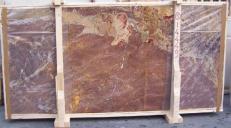 Fourniture dalles brillantes 2 cm en marbre naturel SARRANCOLIN E_14449. Détail image photos