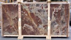 Fourniture dalles brillantes 2 cm en marbre naturel SARRANCOLIN E-14105. Détail image photos