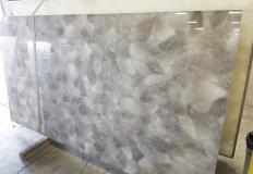 Fourniture dalles brillantes 2 cm en pierre semi précieuse naturelle Smoky Quartz SM-QZ. Détail image photos