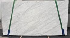 Fourniture dalles brillantes 2 cm en marbre naturel STATUARIETTO GL 987. Détail image photos