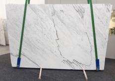 Fourniture dalles brillantes 2 cm en marbre naturel STATUARIETTO GL 992. Détail image photos