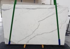 Fourniture dalles sciées 2 cm en marbre naturel STATUARIO EXTRA 1273. Détail image photos