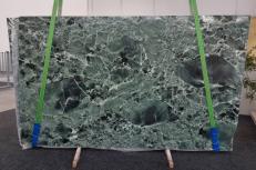 Fourniture dalles brillantes 2 cm en marbre naturel VERDE ALPI GL 1041. Détail image photos