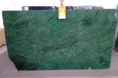 Fourniture dalles brillantes 2 cm en marbre naturel VERDE GUATEMALA AL0151. Détail image photos