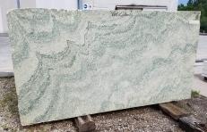 Fourniture blocs bruts 160 cm en marbre naturel Vert d'Estours N320. Détail image photos