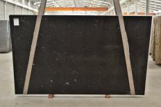 Fourniture dalles brillantes 3 cm en granit naturel VIA LATTEA 25015. Détail image photos