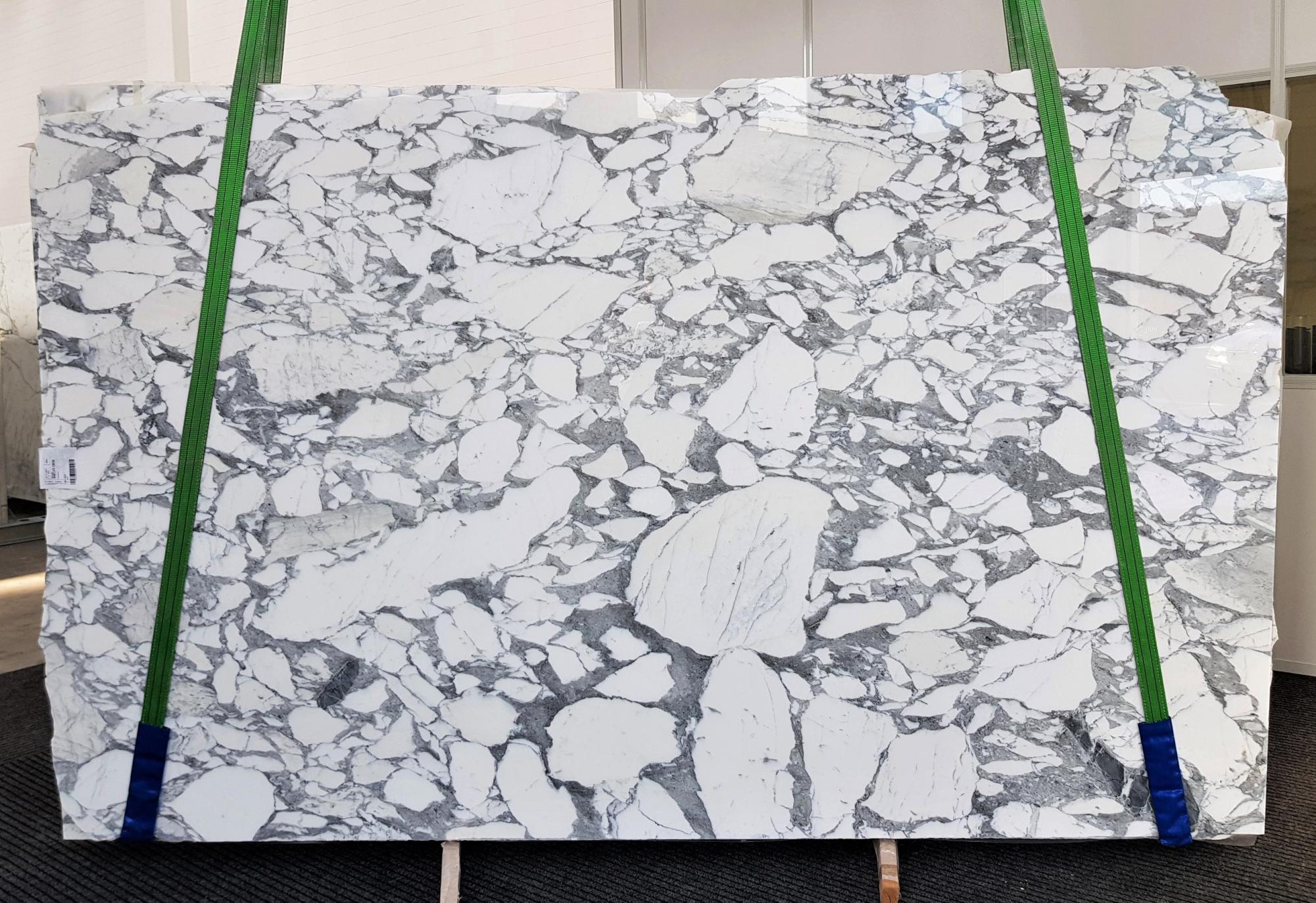 ARABESCATO CORCHIA Fourniture (Italie) d' dalles brillantes en marbre naturel 1031 , Slab #01