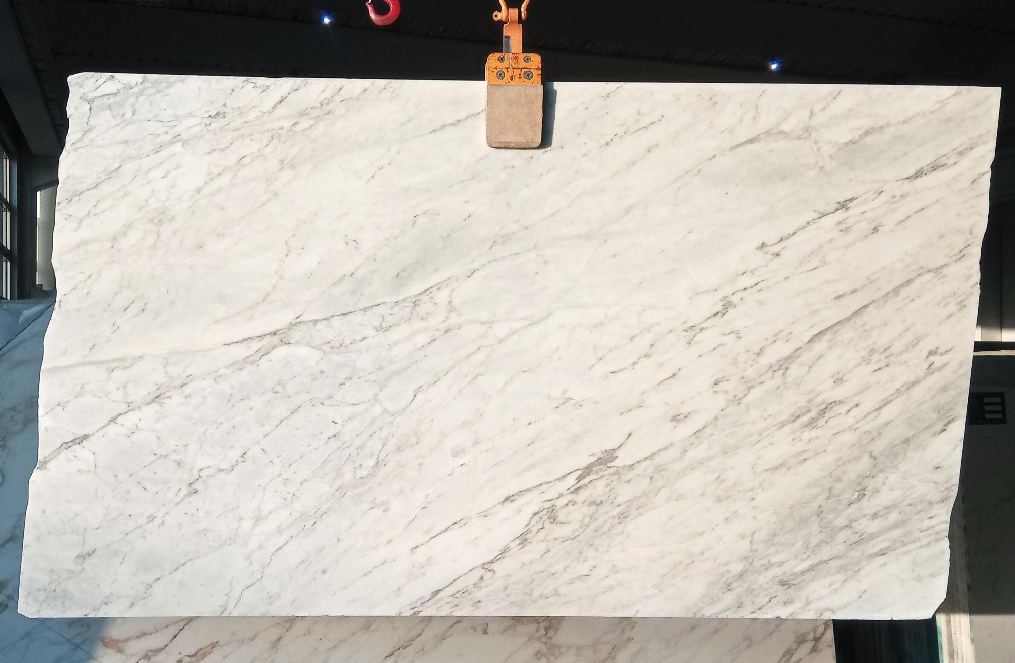 CALACATTA ARNI Fourniture Veneto (Italie) d' dalles brillantes en marbre naturel Z0175 , Slab #50