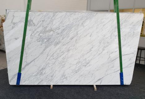 CALACATTA CARRARA Fourniture (Italie) d' dalles brillantes en marbre naturel 1295 , Slab #30