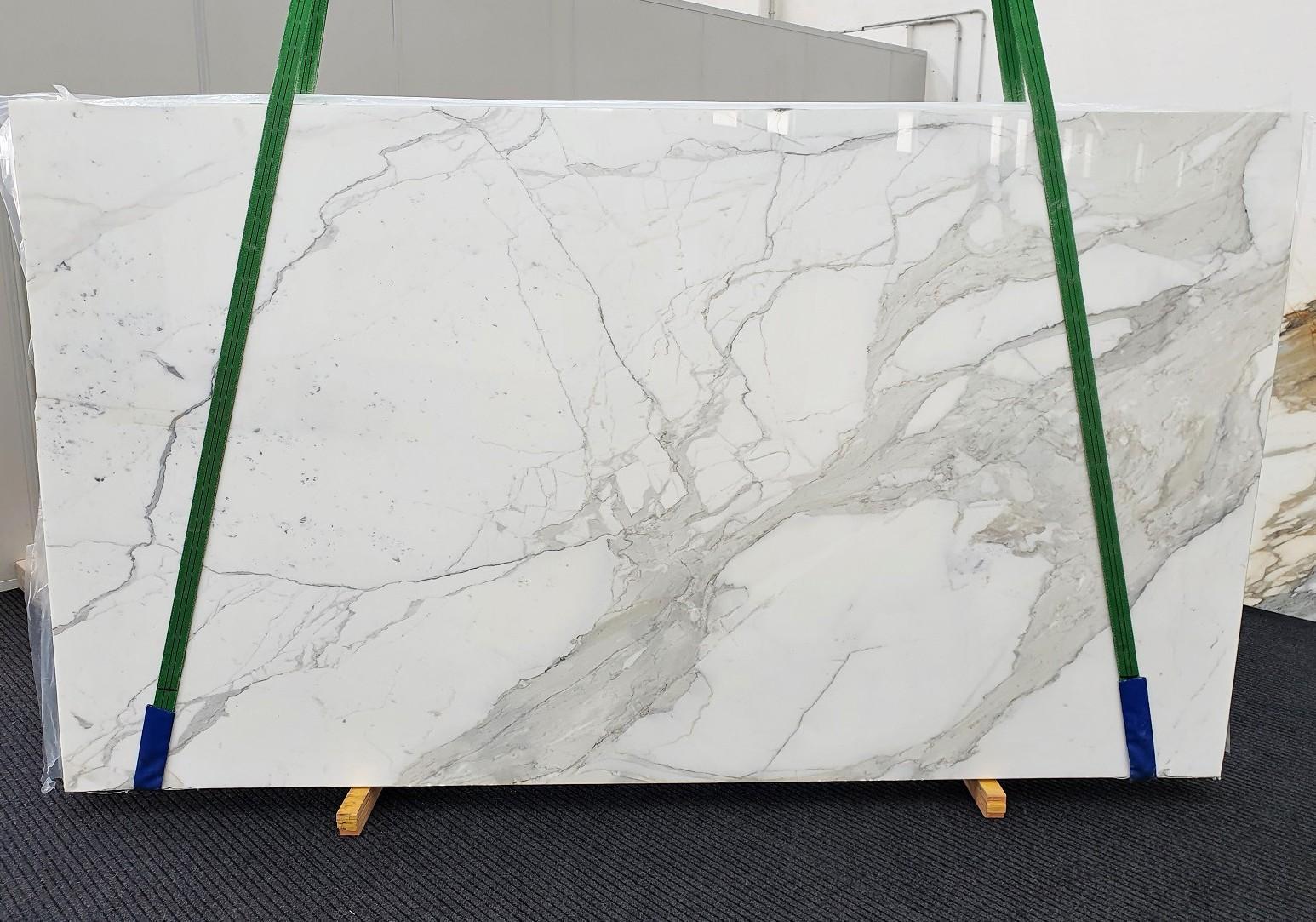 CALACATTA EXTRA Fourniture Veneto (Italie) d' dalles brillantes en marbre naturel 1377 , Slab #63