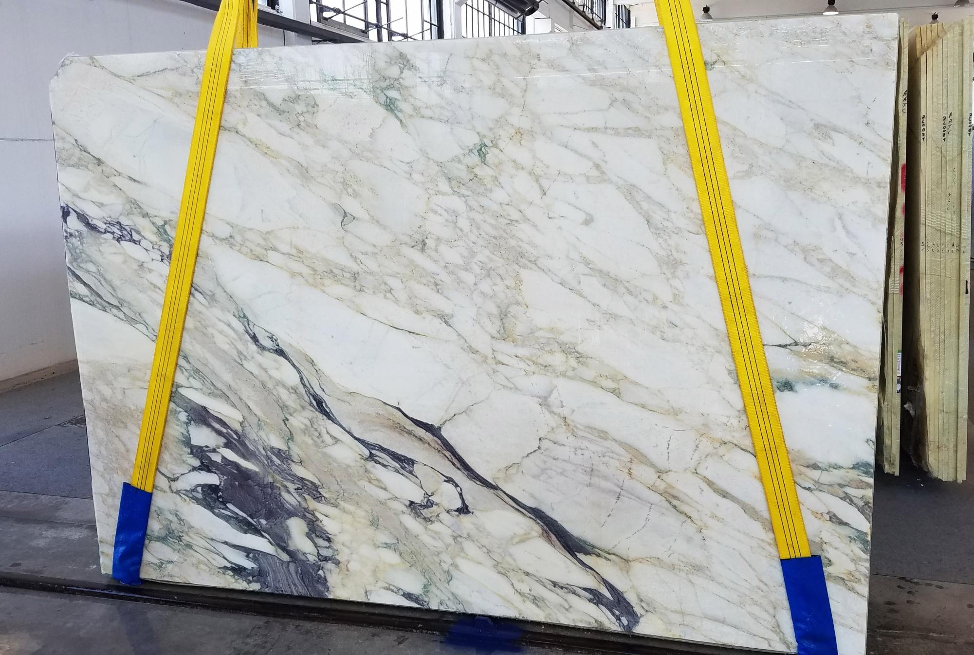 CALACATTA FIORITO Fourniture Veneto (Italie) d' dalles sciées en marbre naturel U0433 , Slab #34