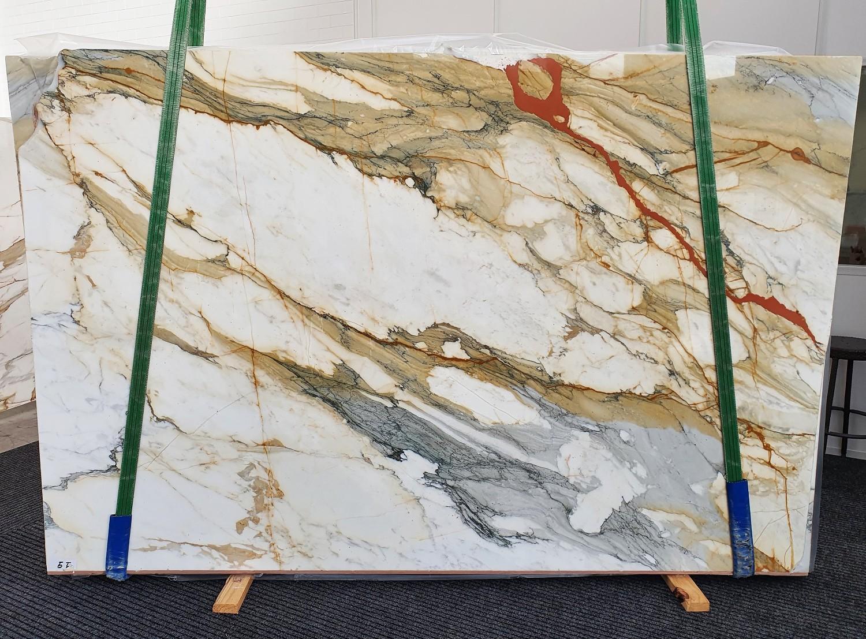 CALACATTA MACCHIAVECCHIA Fourniture Veneto (Italie) d' dalles brillantes en marbre naturel 1422 , Slab #19