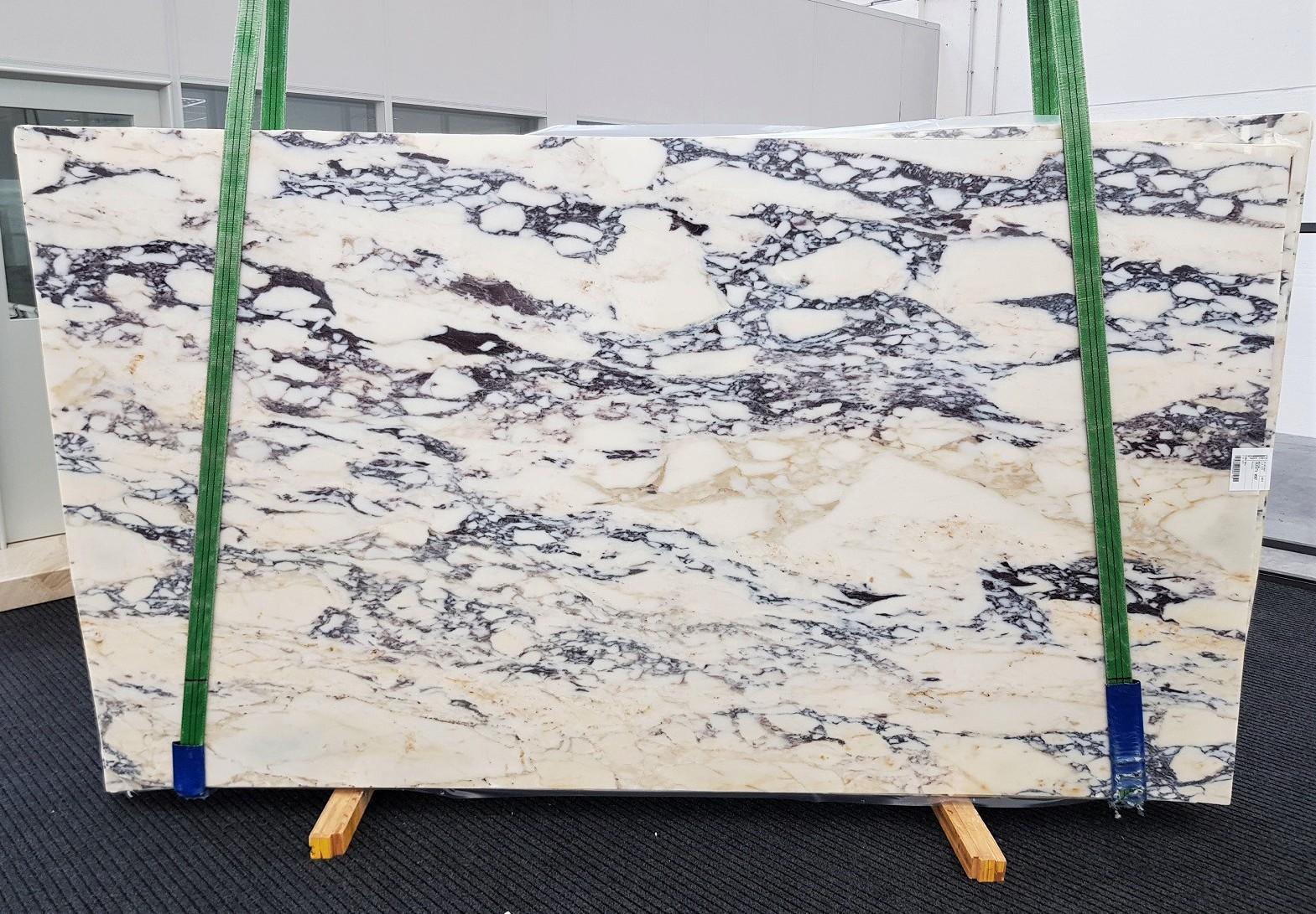 CALACATTA MONET Fourniture Veneto (Italie) d' dalles brillantes en marbre naturel 1371 , Slab #51