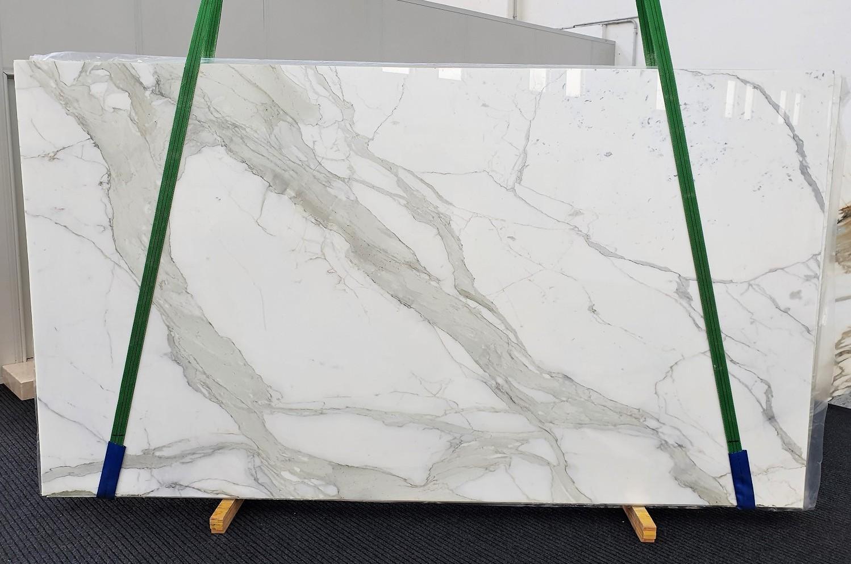 CALACATTA ORO EXTRA Fourniture Veneto (Italie) d' dalles brillantes en marbre naturel 1366 , Slab #36
