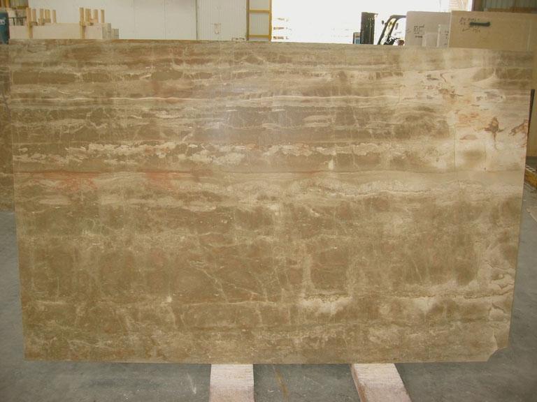 JERUSALEM MINK JS4847 Fourniture (Israél) d' dalles polies en calcaire naturel J-07135