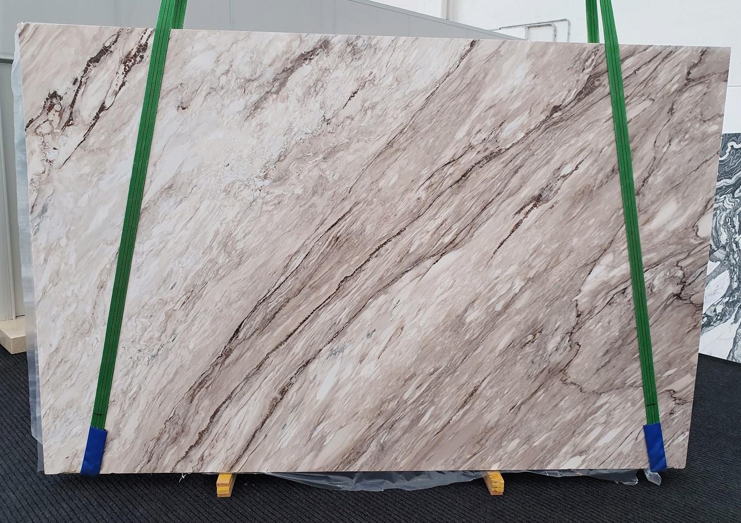 PALISSANDRO CLASSICO Fourniture Veneto (Italie) d' dalles brillantes en marbre naturel 1415 , Slab #01