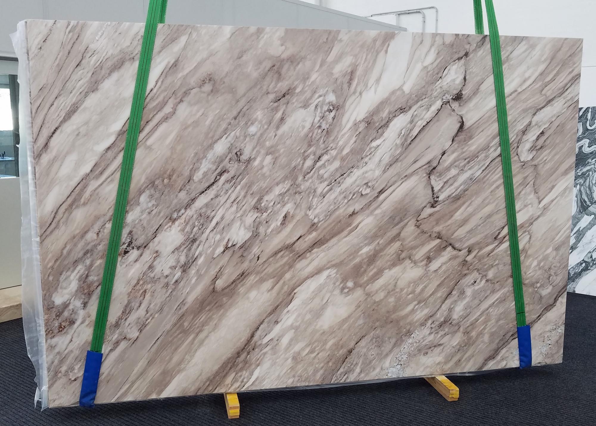 PALISSANDRO CLASSICO Fourniture Veneto (Italie) d' dalles brillantes en marbre naturel 1415 , Slab #19