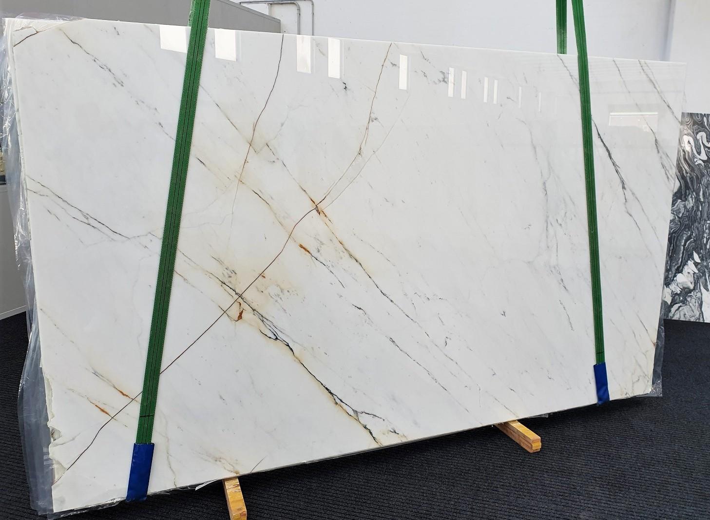 PAONAZZO Fourniture Veneto (Italie) d' dalles brillantes en marbre naturel 1432 , Slab #01