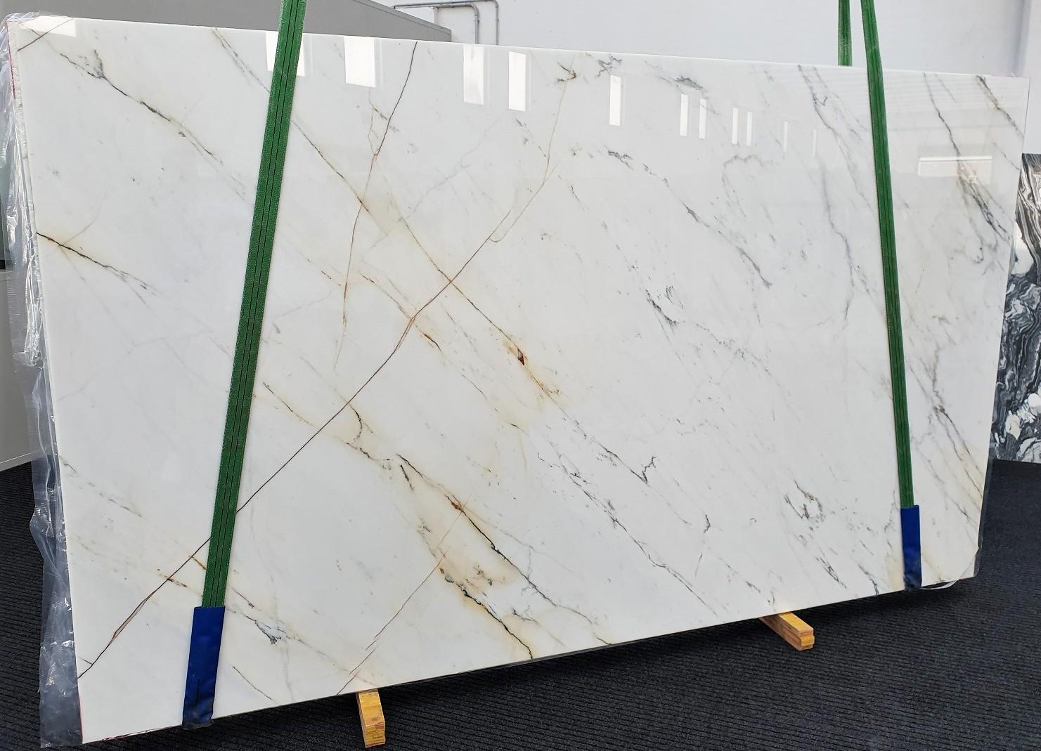 PAONAZZO Fourniture Veneto (Italie) d' dalles brillantes en marbre naturel 1432 , Slab #09