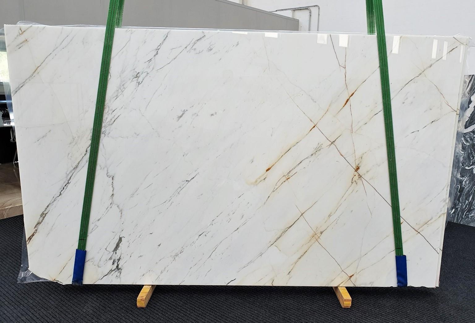 PAONAZZO Fourniture Veneto (Italie) d' dalles brillantes en marbre naturel 1432 , Slab #16