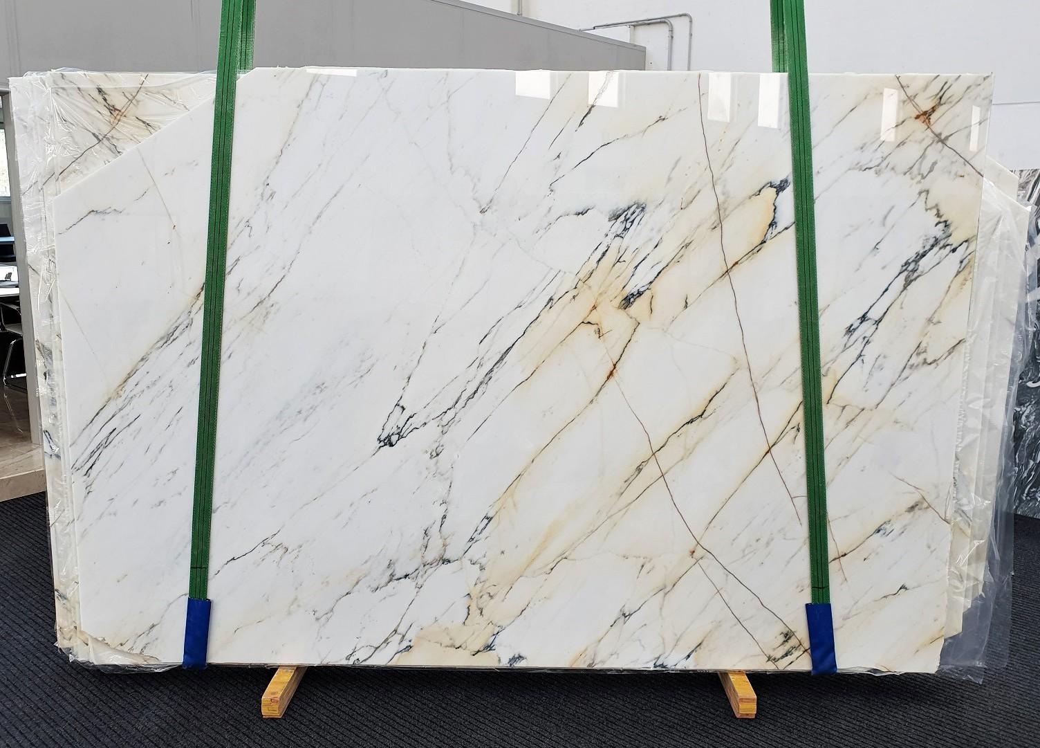 PAONAZZO Fourniture Veneto (Italie) d' dalles brillantes en marbre naturel 1432 , Slab #40