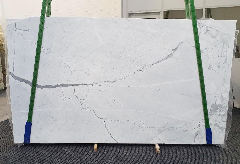 STATUARIETTO Fourniture Verona (Italie) d' dalles brillantes en marbre naturel 1290 , Slab #20