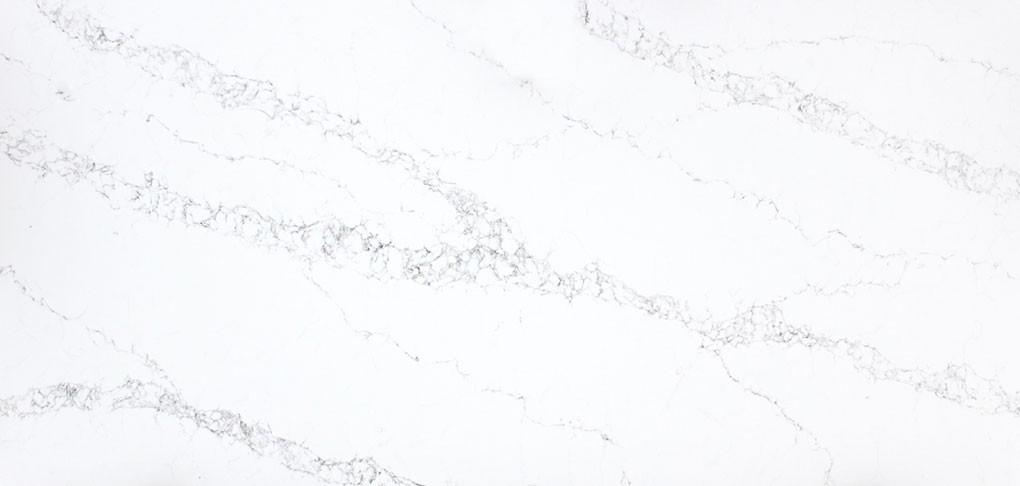 STATUARIO Fourniture California (États Unis) d' dalles brillantes en quarz aggloméré artificiel ST , Std Size