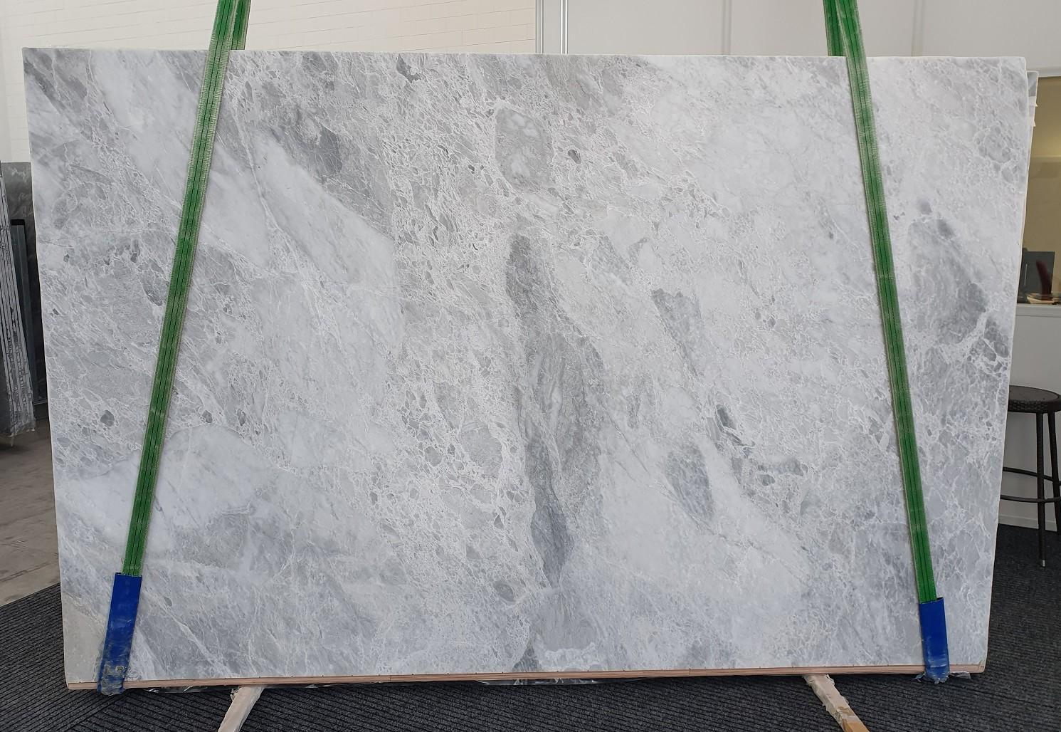 TRAMBISERA Fourniture Veneto (Italie) d' dalles brillantes en marbre naturel 12931 , Bnd01-Slb08