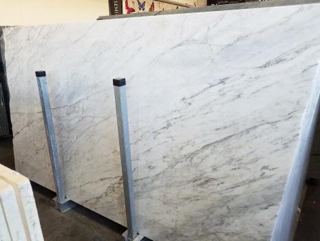CALACATTA ARNI 51 dalles marbre italien brillant Slab #41,  300 x 172 x 2 cm pierre naturel (vendues en Veneto, Italie)