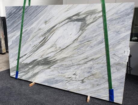 MANHATTAN GREYdalle marbre italien poli Slab #25,  305 x 202 x 2 cm pierre naturel (disponible en Veneto, Italie)
