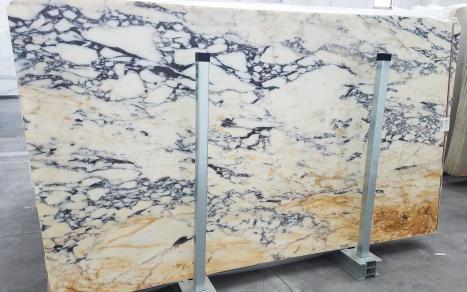 CALACATTA MONETdalle marbre italien brillant Slab #11,  280 x 160 x 2 cm pierre naturel (disponible en Veneto, Italie)