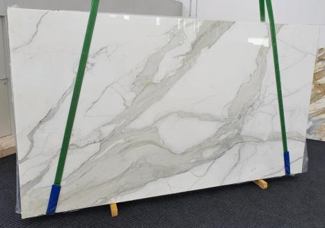 CALACATTA ORO EXTRAdalle marbre italien brillant Slab #09,  350 x 200 x 2 cm pierre naturel (disponible en Veneto, Italie)