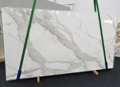 CALACATTA ORO EXTRAdalle marbre italien brillant Slab #36,  350 x 200 x 2 cm pierre naturel (disponible en Veneto, Italie)