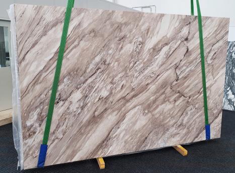 PALISSANDRO CLASSICOdalle marbre italien brillant Slab #19,  310 x 200 x 2 cm pierre naturel (disponible en Veneto, Italie)