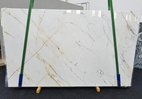 PAONAZZOdalle marbre italien brillant Slab #09,  320 x 193 x 2 cm pierre naturel (vendue en Veneto, Italie)