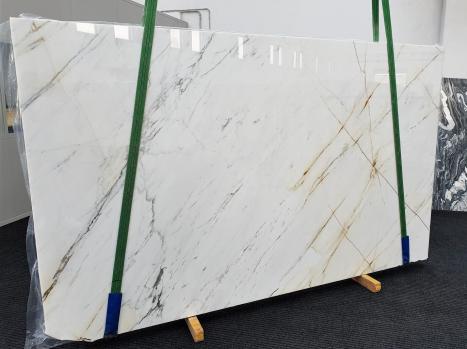 PAONAZZOdalle marbre italien brillant Slab #16,  320 x 193 x 2 cm pierre naturel (disponible en Veneto, Italie)
