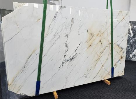 PAONAZZOdalle marbre italien brillant Slab #32,  320 x 193 x 2 cm pierre naturel (disponible en Veneto, Italie)