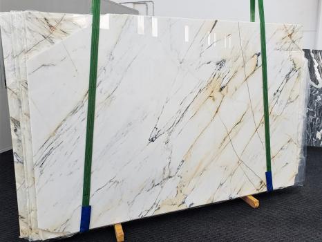 PAONAZZOdalle marbre italien brillant Slab #40,  320 x 193 x 2 cm pierre naturel (disponible en Veneto, Italie)