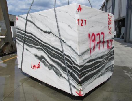 PANDA 1 bloc marbre chinois brut Face D,  260 x 184 x 190 cm pierre naturel (disponible en Veneto, Italie)