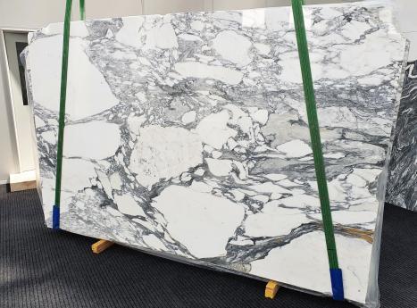 ARABESCATO CORCHIAdalle marbre italien brillant Slab #01,  300 x 190 x 2 cm pierre naturel (vendue en Veneto, Italie)