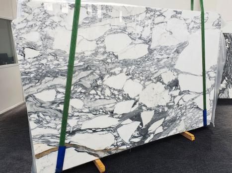 ARABESCATO CORCHIAdalle marbre italien brillant Slab #09,  300 x 190 x 2 cm pierre naturel (vendue en Veneto, Italie)