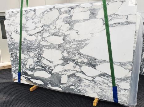 ARABESCATO CORCHIAdalle marbre italien brillant Slab #17,  300 x 190 x 2 cm pierre naturel (disponible en Veneto, Italie)