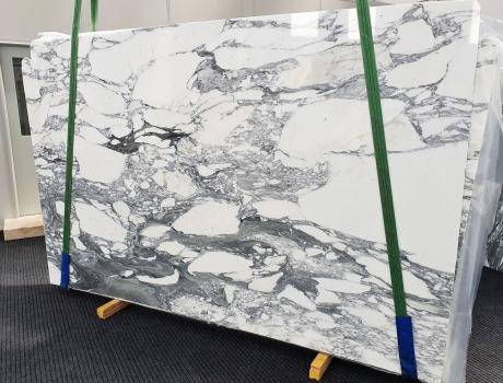 ARABESCATO CORCHIAdalle marbre italien brillant Slab #25,  300 x 190 x 2 cm pierre naturel (disponible en Veneto, Italie)