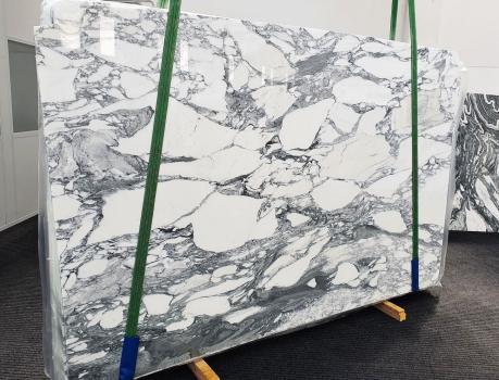 ARABESCATO CORCHIAdalle marbre italien brillant Slab #35,  300 x 190 x 2 cm pierre naturel (disponible en Veneto, Italie)