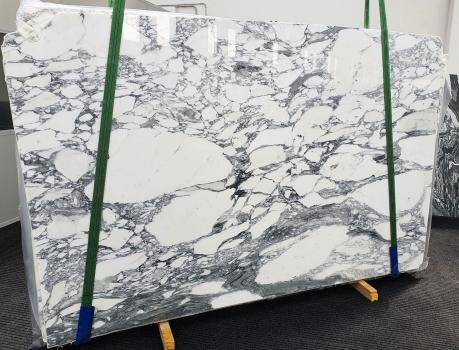 ARABESCATO CORCHIAdalle marbre italien brillant Slab #45,  300 x 190 x 2 cm pierre naturel (disponible en Veneto, Italie)