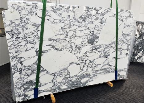ARABESCATO CORCHIAdalle marbre italien brillant Slab #55,  300 x 190 x 2 cm pierre naturel (vendue en Veneto, Italie)
