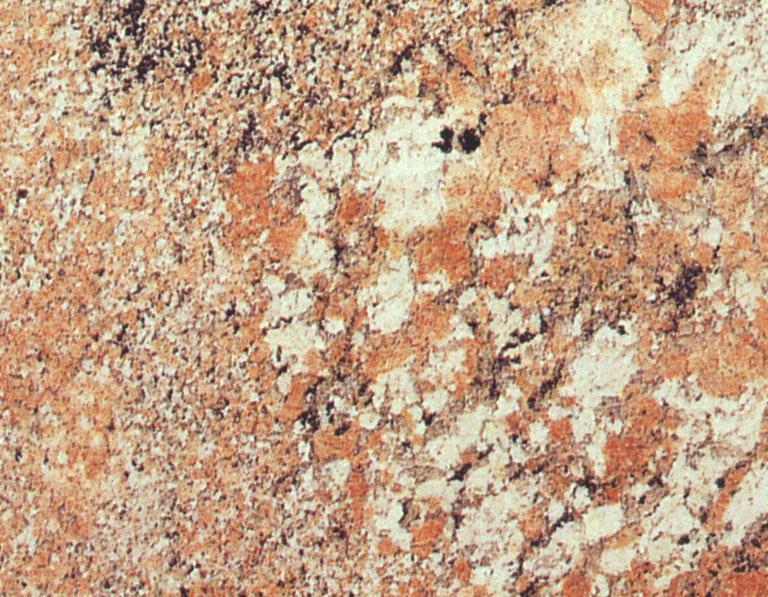 Détaille technique: APRICOT, granit naturel brillant brésilien